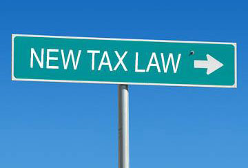 New Tax Law Changes for Alimony